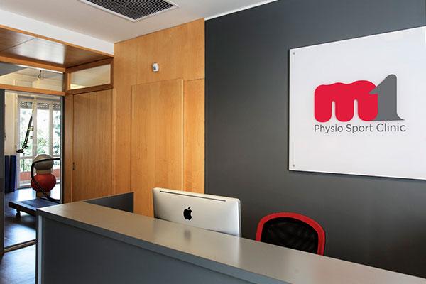 Chi siamo - Gli Spazi - M1 Physio Sport Clinic