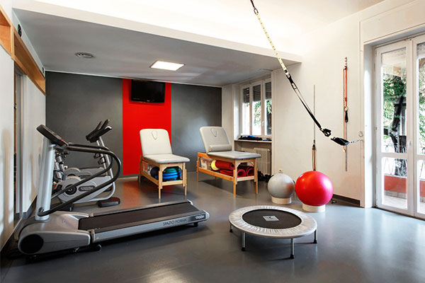 Chi siamo - Gli spazi 2 - M1 Physio Sport Clinic